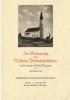 1957 Urkunde zur Erinnerung