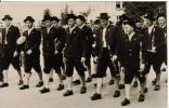 1960 beim Marschieren