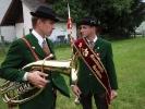 Angelobung in Bergheim